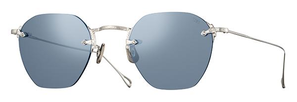 EYEVAN 7285(アイヴァン 7285) 155(48) カラー800 BLUE SILVER 価格:50,000円(税別)