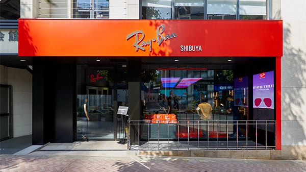 Ray-Ban Store SHIBUYA