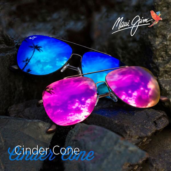 Maui Jim(マウイジム)「Cinder Cone」