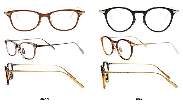 「JOAN」「BILL」商品画像