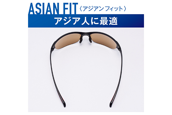 アジア人に最適な「アジアンフィット」