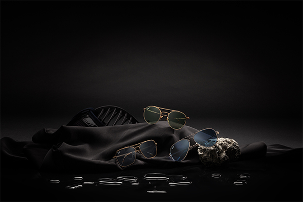 RAY-BAN TITANIUM MADE IN JAPAN