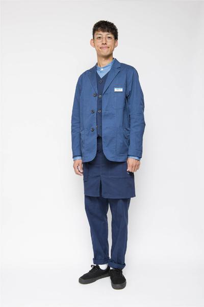 Zoff(ゾフ)メンズAW(秋冬)制服