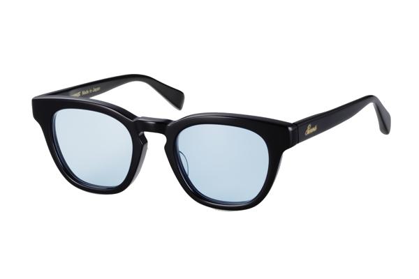 SWANS CLASSIC Series SWCG-001N カラー:BK フレーム:ブラック レンズ:ライトブルー(裏面マルチ) 参考価格:22,000円(税別)