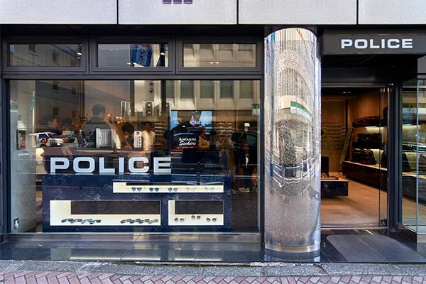 POLICE Tokyo 外観