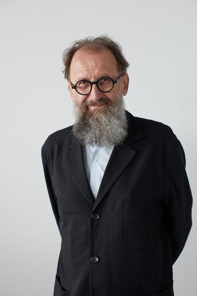 ミケーレ・デ・ルッキ氏