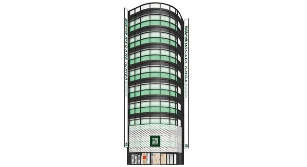 眼鏡市場 新宿東口本店 外観イメージ