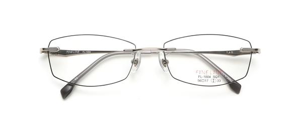 眼鏡市場 FINE LINE(ファインライン) FL-1004 カラーS-2 SQ1