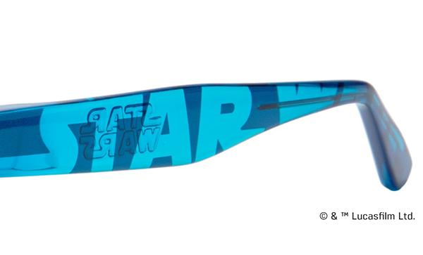 ジェダイモデルのビッグシェイプには、ライトセーバーをイメージしたビビッドなカラーを採用。