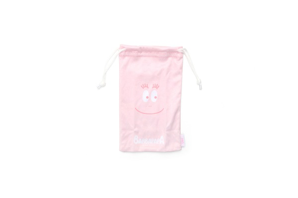 BARBAPAPA×JINS JINS SCREEN 付属ケース