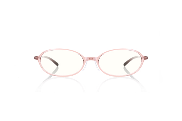 JINS READING GLASSES -Oval-(オーバル)ピンク