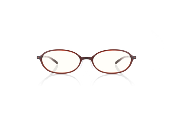 JINS READING GLASSES -Oval-(オーバル)ブラウン