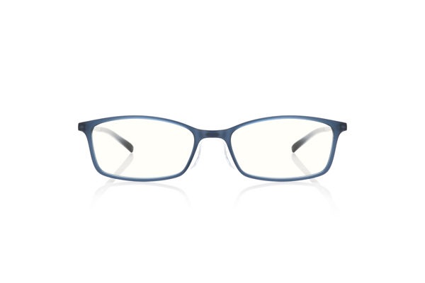 JINS READING GLASSES -Square マットネイビー