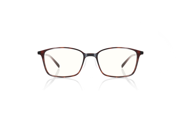 JINS READING GLASSES -Wellington- ブラウンデミ