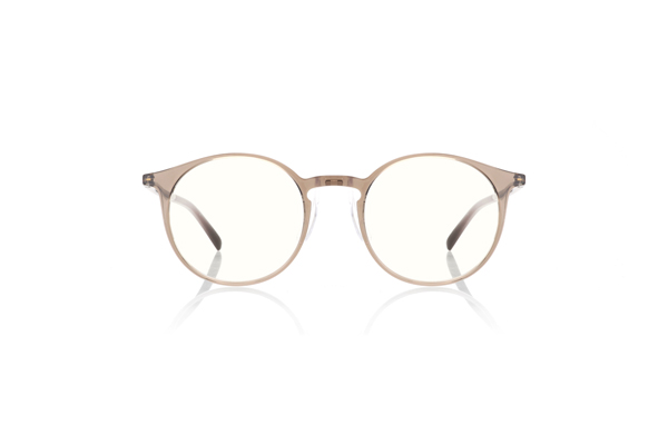 JINS READING GLASSES -Boston- ベージュ