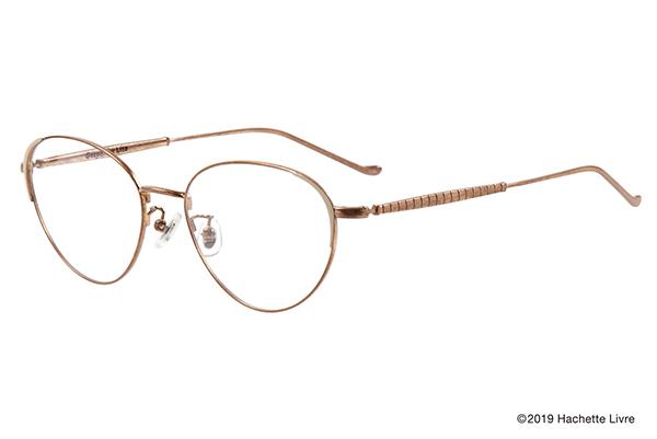 Zoff×Gaspard et Lisa(ガスパールとリサ) エスプリライン ZO192015-40F1 フォックス型 カラー:ホワイト