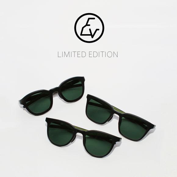 Eyevol(アイヴォル)のサングラス別注モデルを先行販売。 CONLON2、HEATH2、RYS2XL 限定モデル 各19,500円(税別)