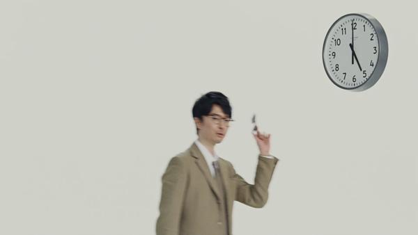 「語る」篇 シーン8