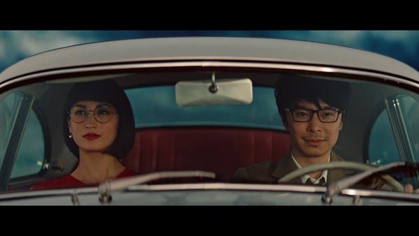 「ドライブ」篇 シーン1