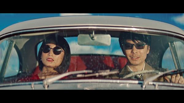 「ドライブ」篇 シーン5
