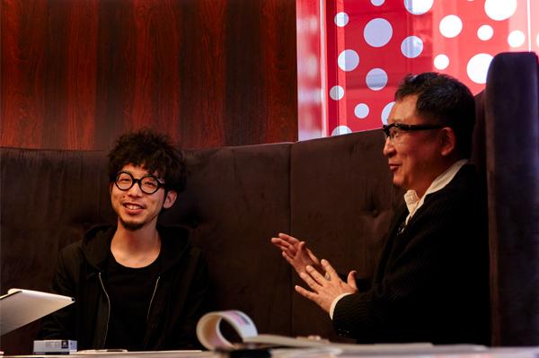 (左)田村洋介氏 (右)青山嘉道氏