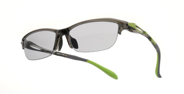 眼鏡市場 megane ichiba sunglass ISG-403 カラー:LGR(ライトグレー) ※「度付きランニング」
