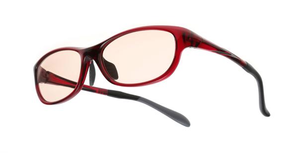 眼鏡市場 megane ichiba sunglass ISG-411 カラー:WI(ワイン) ※「度付きゴルフ」