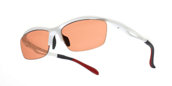 眼鏡市場 megane ichiba sunglass ISG-408 カラーW(ホワイト) ※「度付きサイクリング」