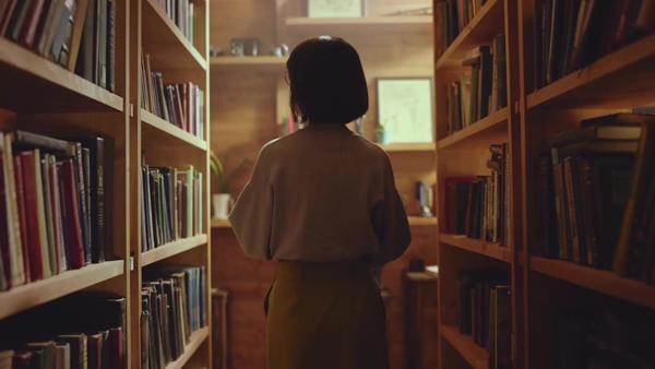 ここは図書館なのか?