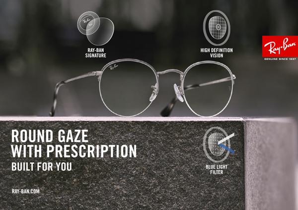 デジタルサーフェイステクノロジーで自分の目とフレームに最適なレンズが作られる。