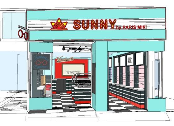 SUNNY原宿店 店舗イメージ