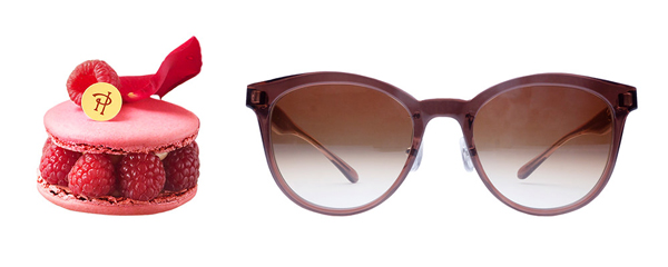 PIERRE HERMÉ collaboration-Sunglasses イスパハン