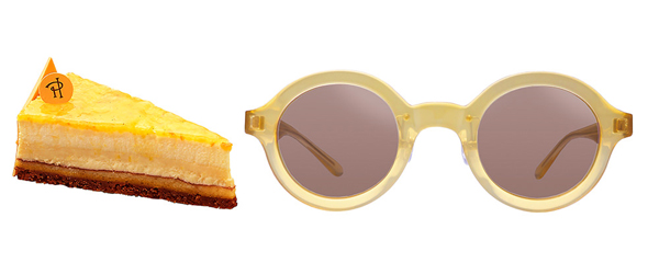 PIERRE HERMÉ collaboration-Sunglasses サティーヌ