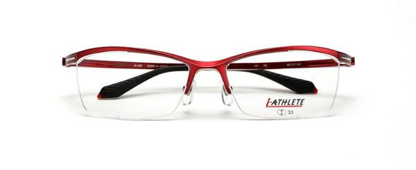 眼鏡市場 i-ATHLETE(アイ・アスリート) IA-450 RE(レッド)