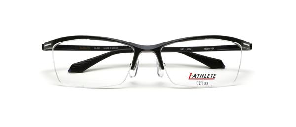眼鏡市場 i-ATHLETE(アイ・アスリート) IA-450 NVM(ネイビーマット)