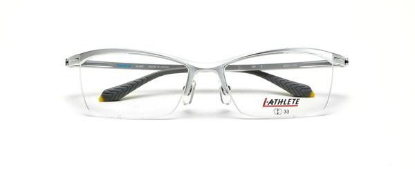 眼鏡市場 i-ATHLETE(アイ・アスリート) IA-450 S(シルバー)