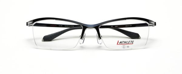 眼鏡市場 i-ATHLETE(アイ・アスリート) IA-450 DNV(ダークネイビー)