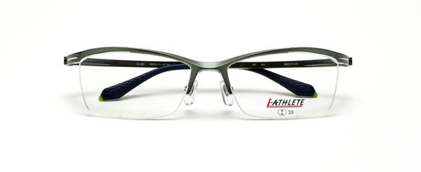 眼鏡市場 i-ATHLETE(アイ・アスリート) IA-450 KH(カーキ)