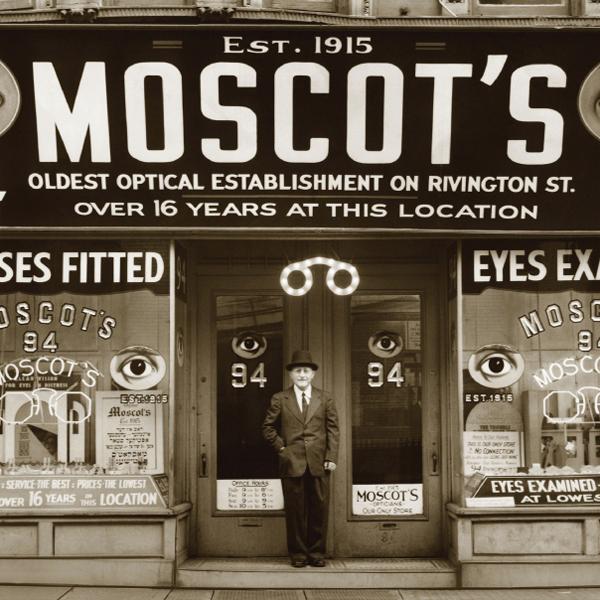 MOSCOT(モスコット)イメージ画像