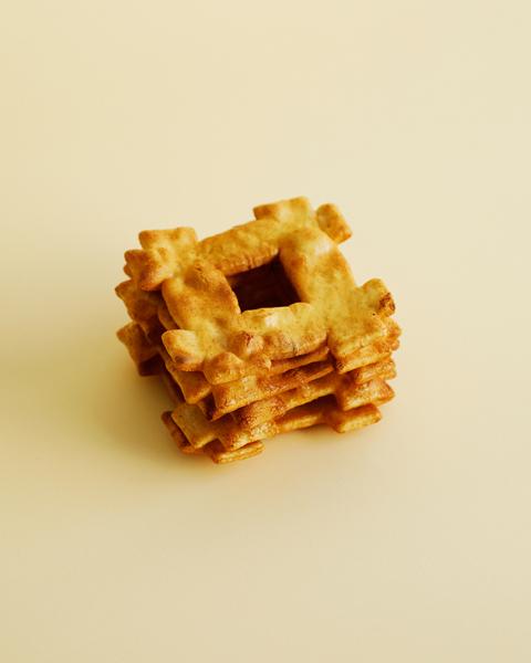 「花見煎餅」の「井の頭煎餅」