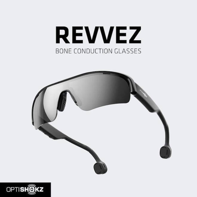 Sunglasses [OptiShokz Revvez Bone Conduction Glasses] © JDP GOOD DESIGN AWARD