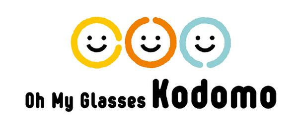 Oh My Glasses Kodomo(オーマイグラス こども)ロゴ