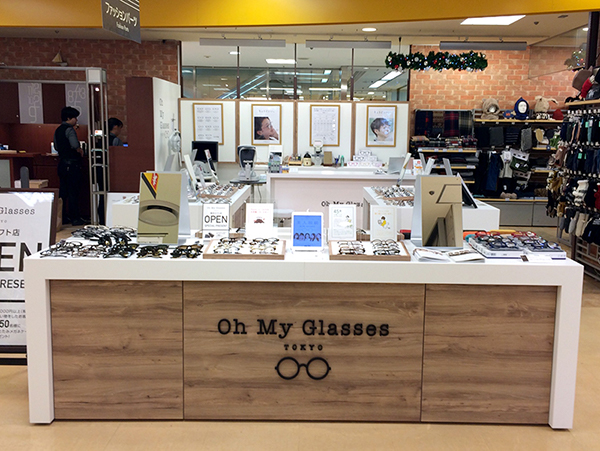 Oh My Glasses TOKYO(オーマイグラス東京)横浜ロフト店
