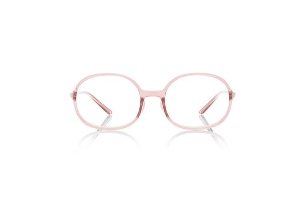 JINS × Ronan & Erwan Bouroullec「SUGATA O」 URF-19S-005 カラー:ピンク(02) 価格:5,000円(税別、度付きレンズ代込み)