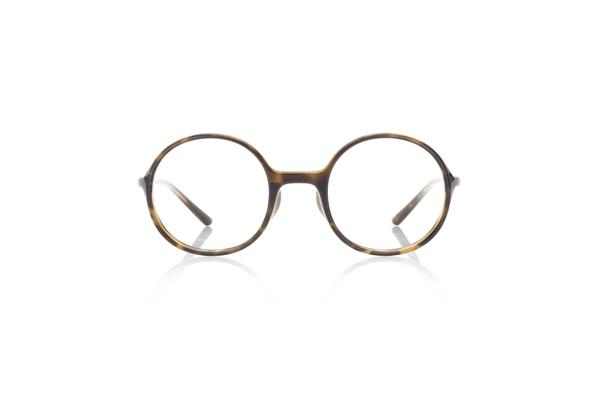 JINS × Ronan & Erwan Bouroullec「SUGATA R」 URF-19S-006 カラー:ブラウンデミ(86) 価格:5,000円(税別、度付きレンズ代込み)