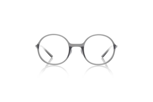 JINS × Ronan & Erwan Bouroullec「SUGATA R」 URF-19S-006 カラー:グレー(92) 価格:5,000円(税別、度付きレンズ代込み)