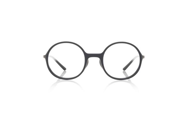 JINS × Ronan & Erwan Bouroullec「SUGATA R」 URF-19S-006 カラー:マットブラック(97) 価格:5,000円(税別、度付きレンズ代込み)