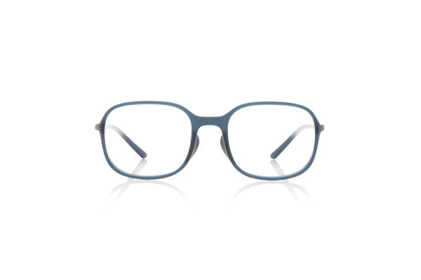 JINS × Ronan & Erwan Bouroullec「SUGATA S」 URF-19S-007 カラー:ブルー(64) 価格:5,000円(税別、度付きレンズ代込み)