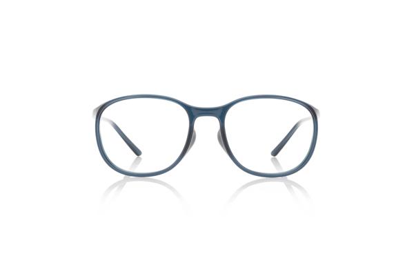 JINS × Ronan & Erwan Bouroullec「SUGATA ST」 URF-19S-007 カラー:ブルー(54) 価格:5,000円(税別、度付きレンズ代込み)