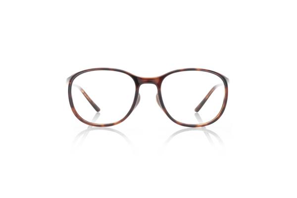 JINS × Ronan & Erwan Bouroullec「SUGATA ST」 URF-19S-007 カラー:ブラウンデミ(86) 価格:5,000円(税別、度付きレンズ代込み)